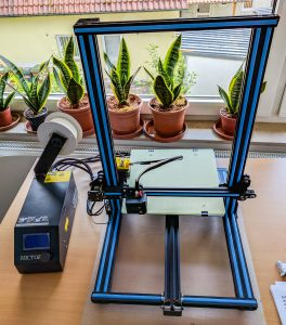 Mein CR-10 3D-Drucker