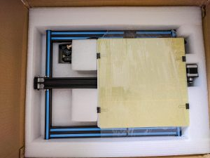 3D-Drucker: Creality 3D CR-10 - Teil2: Die Inbetriebnahme