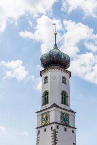 Kirchturm Isny