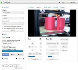 3D-Drucker: Creality 3D CR-10 - Teil3: Lust und Frust