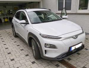 Der lange Weg zum Elektroauto - Hyundai Kona EV