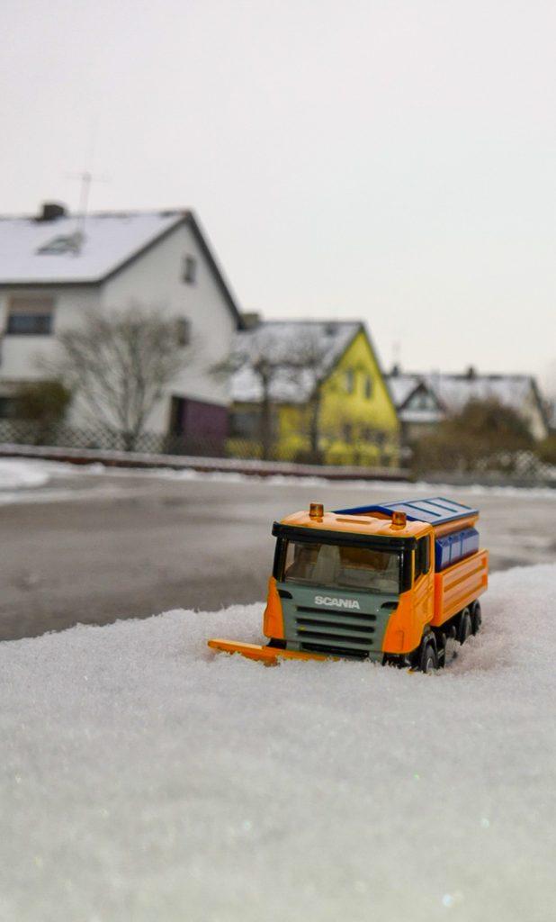 Winter in Ingersheim