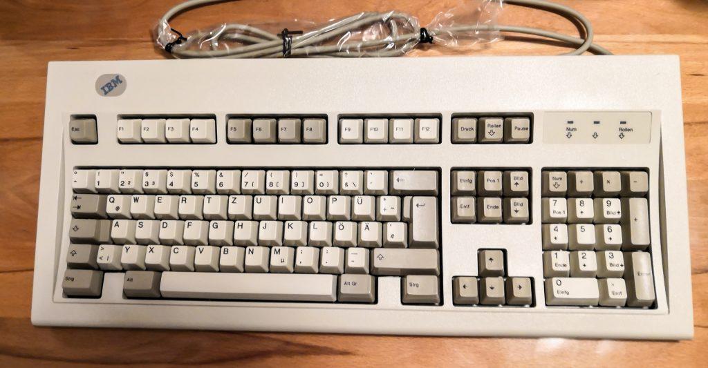 IBM Model M - die beste je gebaute Tastatur