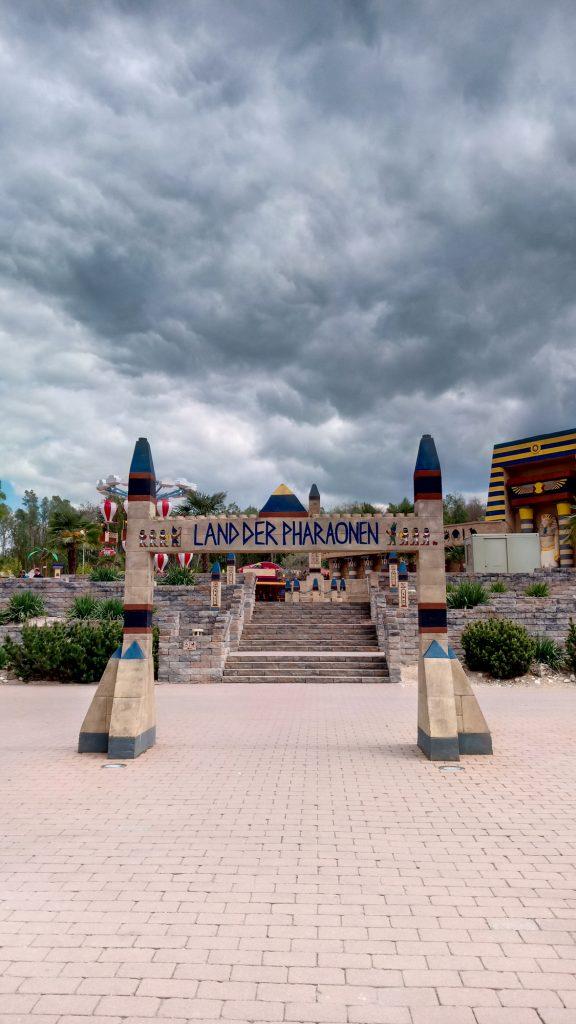 Ausflug mit dem Elektro-Kona ins Legoland
