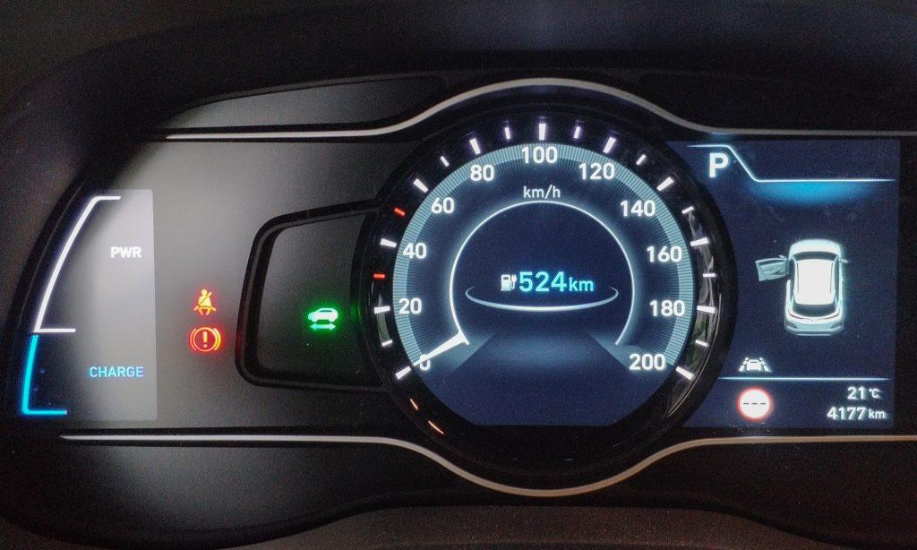 1 Jahr Hyundai Kona Elektro