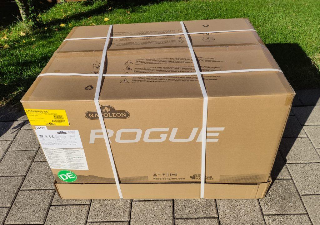 Gasgrill Napoleon Rogue R525SIBPSS