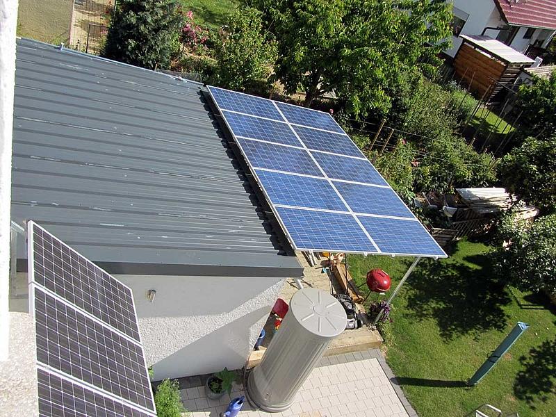 Photovoltaik-Anlage Nr. 4