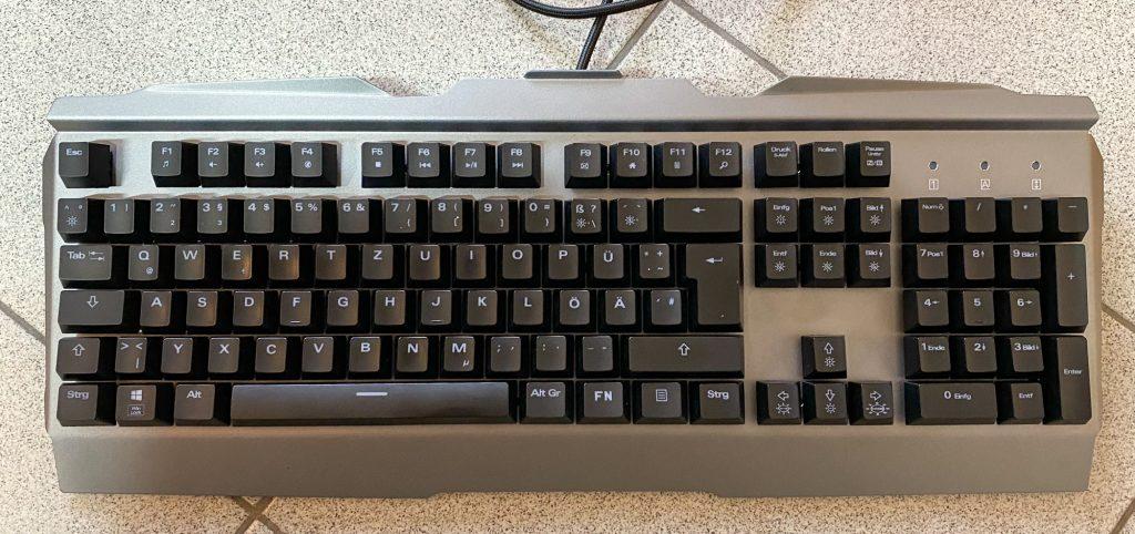 Die perfekte Tastatur