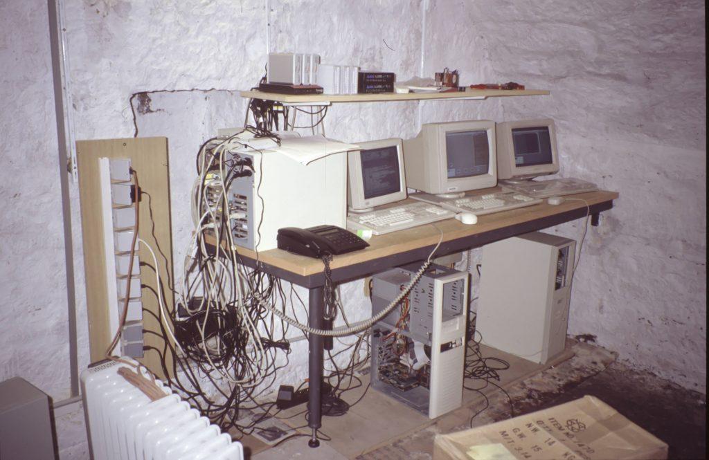 Vor-Internet-Zeiten