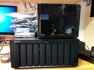 NAS - Meine alten Server bis 2015