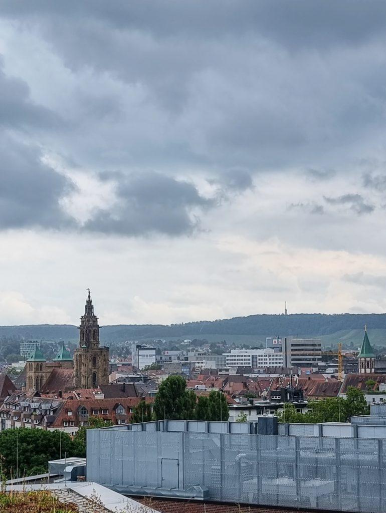 Jochens Wetterblog am 1.9.2021
