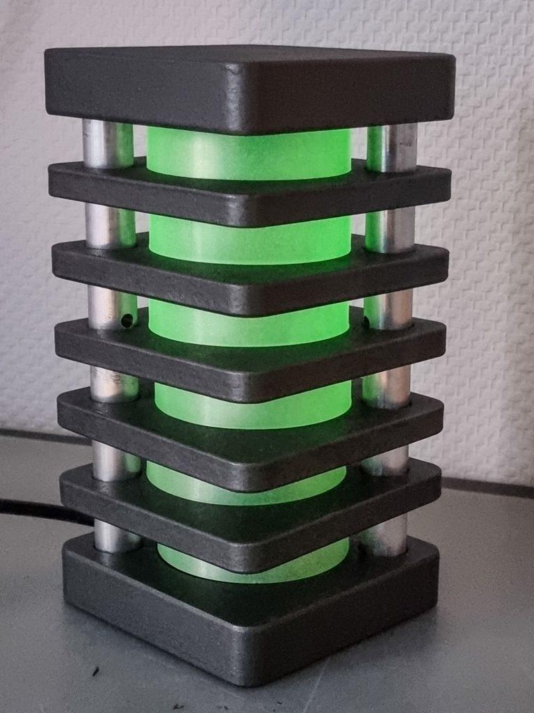 3D-Druck: Projekt Heimkinolampe