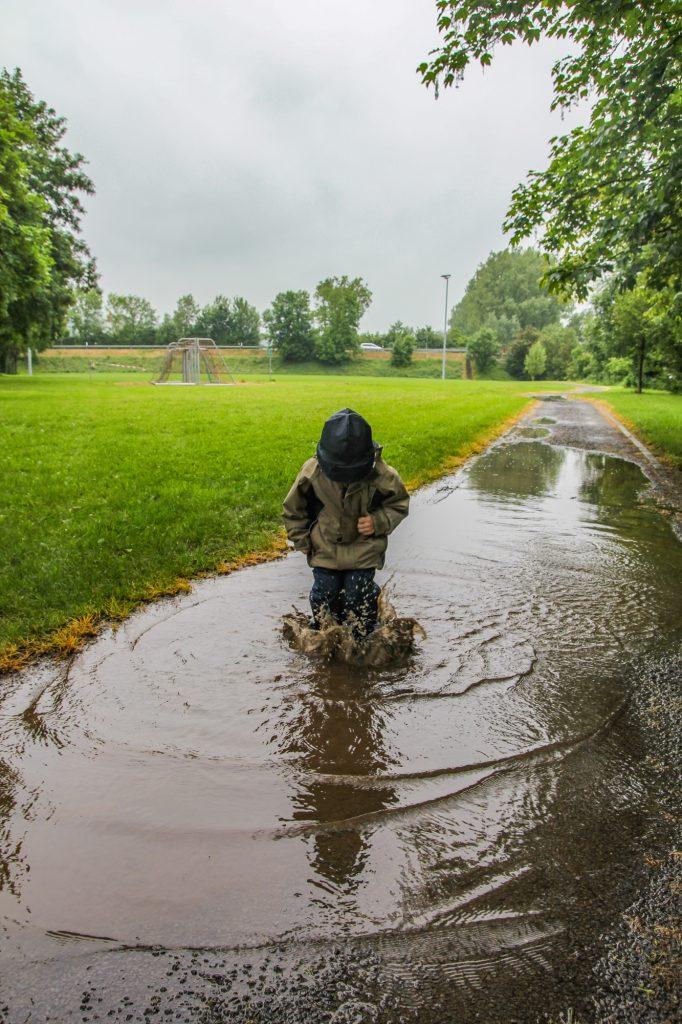 Ingersheim: Regenzeit